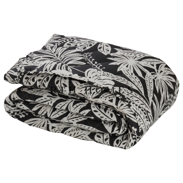 Into the Black Forest - Quilted Comforter Set (3 Piece)