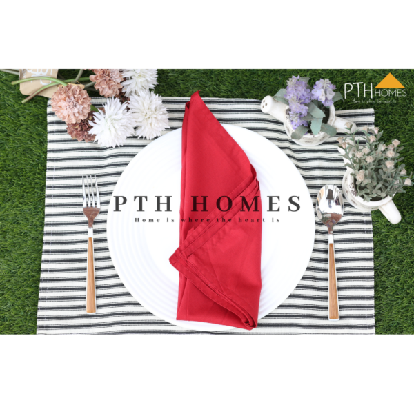 Striped - Table Mats